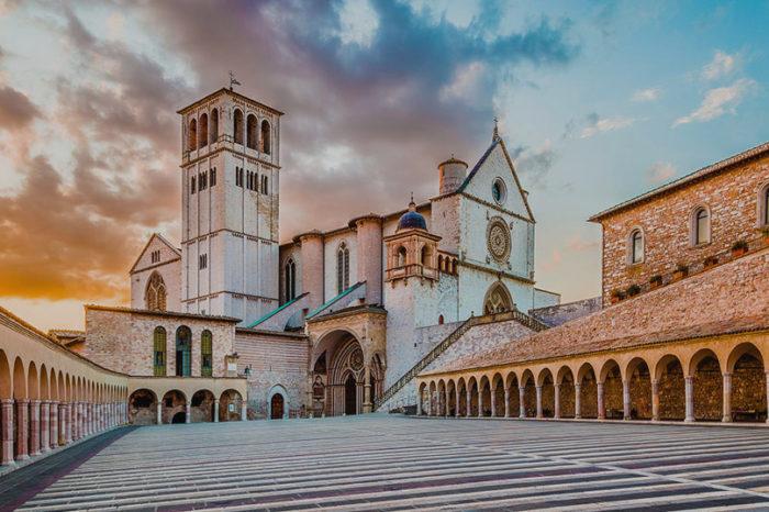 Assisi e Cascia