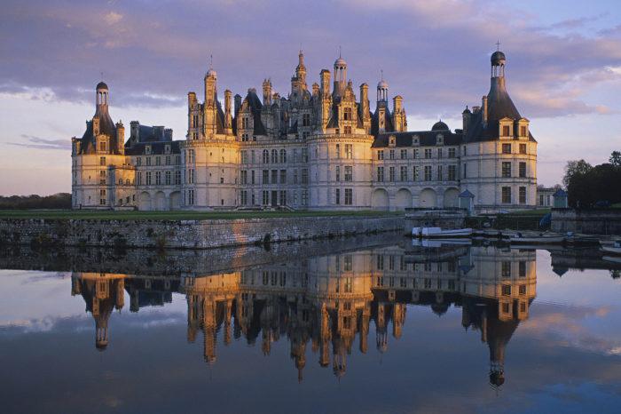 Parigi Castelli della Loira