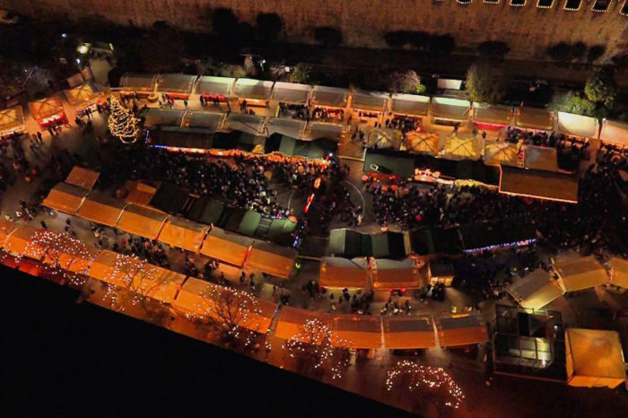 Mercatini di Natale Castello Limatola