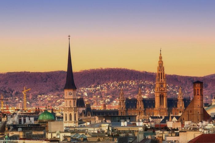 Vienna Praga Salisburgo