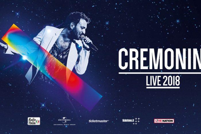 Cesare Cremonini Eboli 05/12/2018