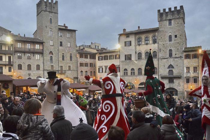 Mercatini di Natale Arezzo e Siena